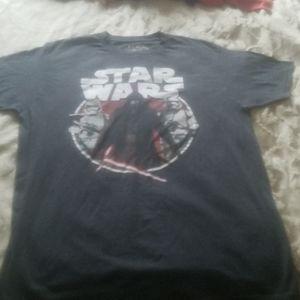 Star Wars graphic t shirt